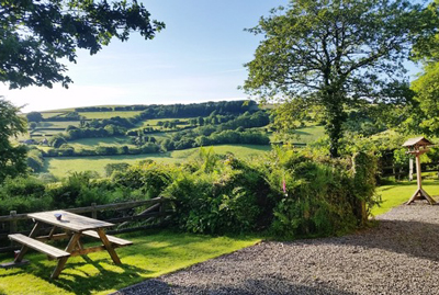 Hollacombe Farm Bed & Breakfast in Devon